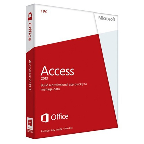 Microsoft Access 2013 Full Version