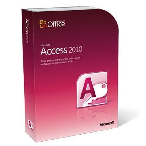 Microsoft Access 2010 Retail Version