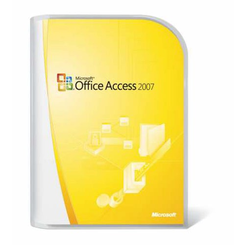 Microsoft Access 2007 Full Version