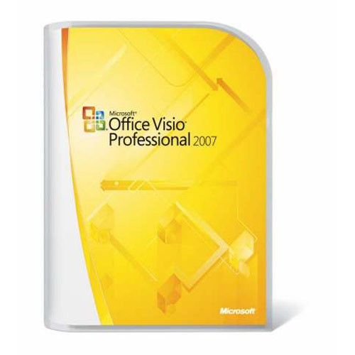 Microsoft Visio Professional 2007 Retail Version
