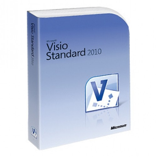 Microsoft Visio Standard 2010 Retail Version