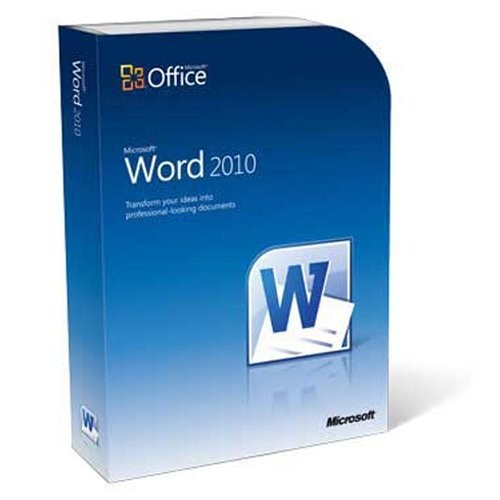 Microsoft Word 2010 Full Version