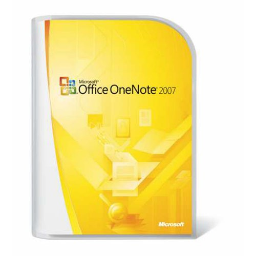 Microsoft OneNote 2007 Full Version
