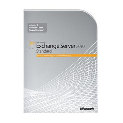 Microsoft Exchange Server 2013 Standard w5/10/15/25 CALs