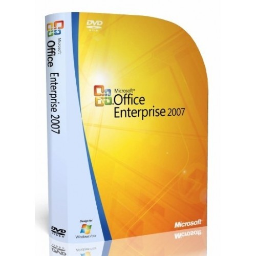 Microsoft Office 2007 Enterprise Full Retail Version