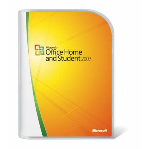 Microsoft Office 2007 Home and Student Retail Version