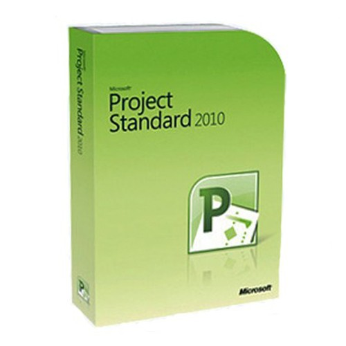 Microsoft Project Standard 2010 with Service Pack 1 Full Version