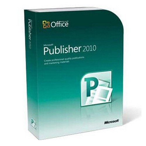Microsoft Publisher 2010 Full Version