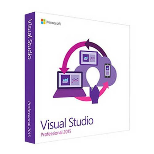 Microsoft Visual Studio Professional 2015