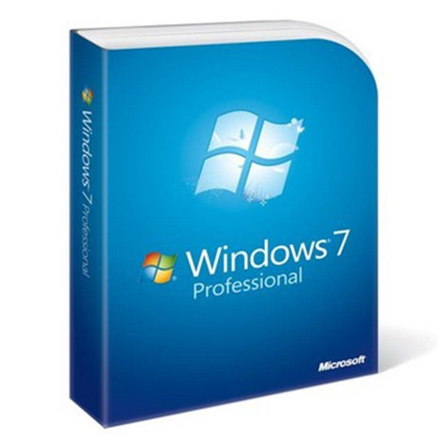 Microsoft Windows 7 Professional Full Version