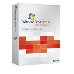 Microsoft Windows Server 2003 Enterprise R2 SP2
