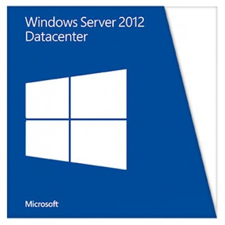 Microsoft Windows Server 2012 5/15/25/w CALs R2 Datacenter