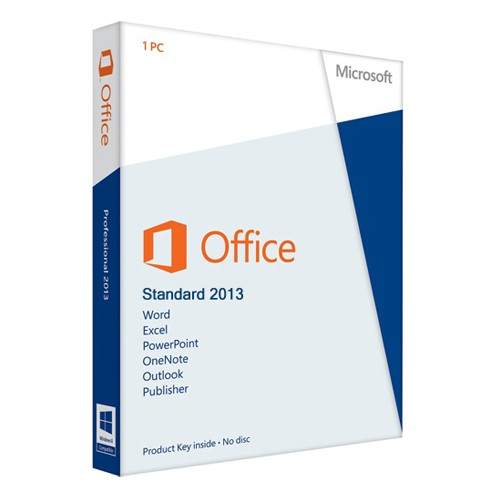 Microsoft Office 2013 Standard Volume License for 5/10/15/20/50 Users