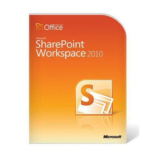 Microsoft SharePoint WorkSpace 2010 Retail Version