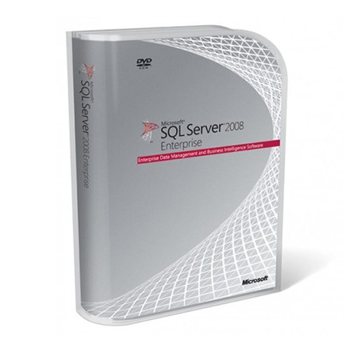 MS SQL Server 2008 R2 Enterprise w10/15/25 CALs Full Version