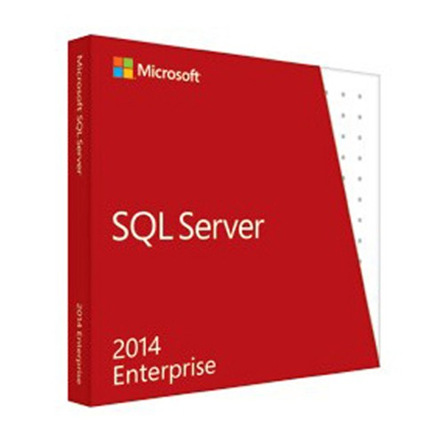 Microsoft SQL Server 2014 Enterprise Edition with Service Pack 1 w5/10/15/25 CALs