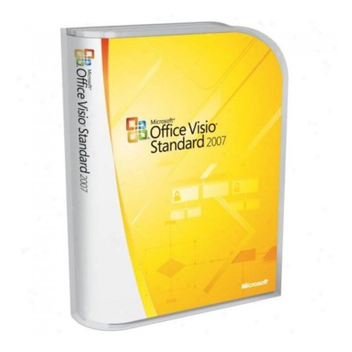 Microsoft Visio Standard 2007 Full Version