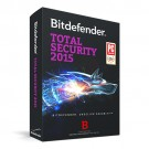 BitDefender Total Security 2015 - 2 years