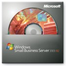 Microsoft Small Business Server 2003 Standard R2 5 CALs Retail Version