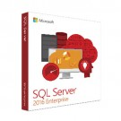 Microsoft SQL Server 2016 Enterprise Edition