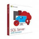 Microsoft SQL Server 2016 Standard Edition