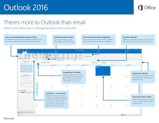 outlook 2016 2